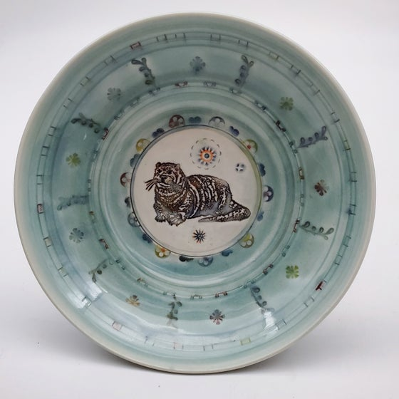 Image of Porcelain Otter Bowl