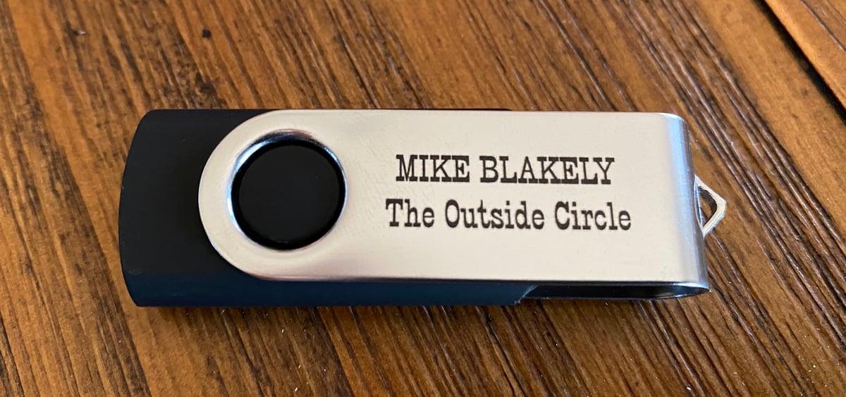 "Image of ""The Outside Circle"" USB"