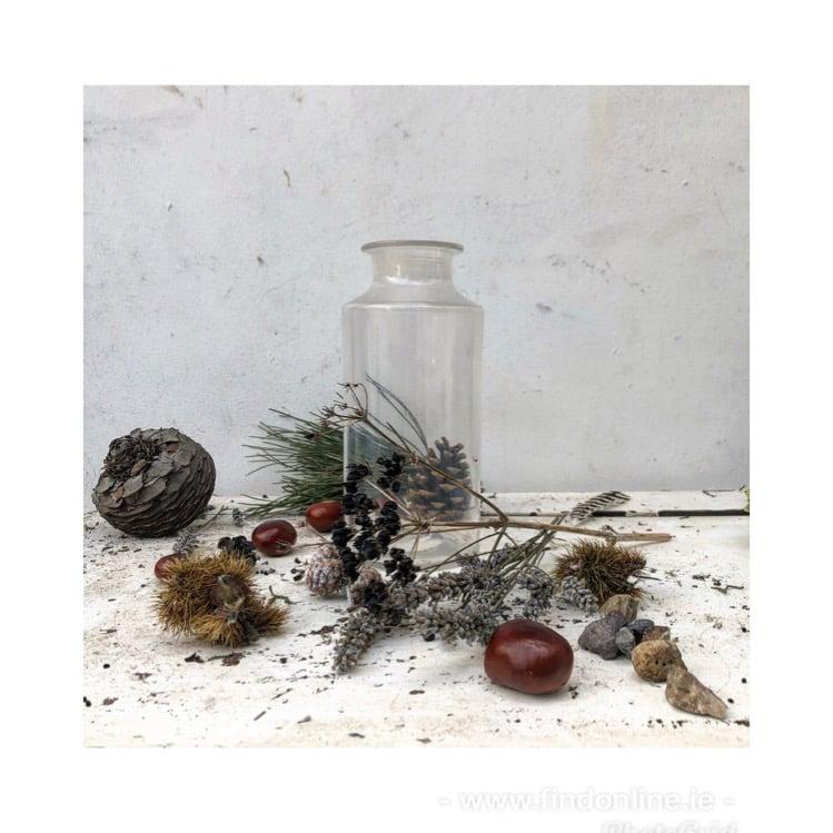 Vintage chemist bottle