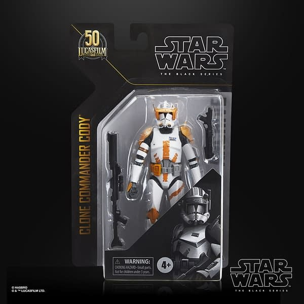 Image of Star Wars archive wave 3 Cody