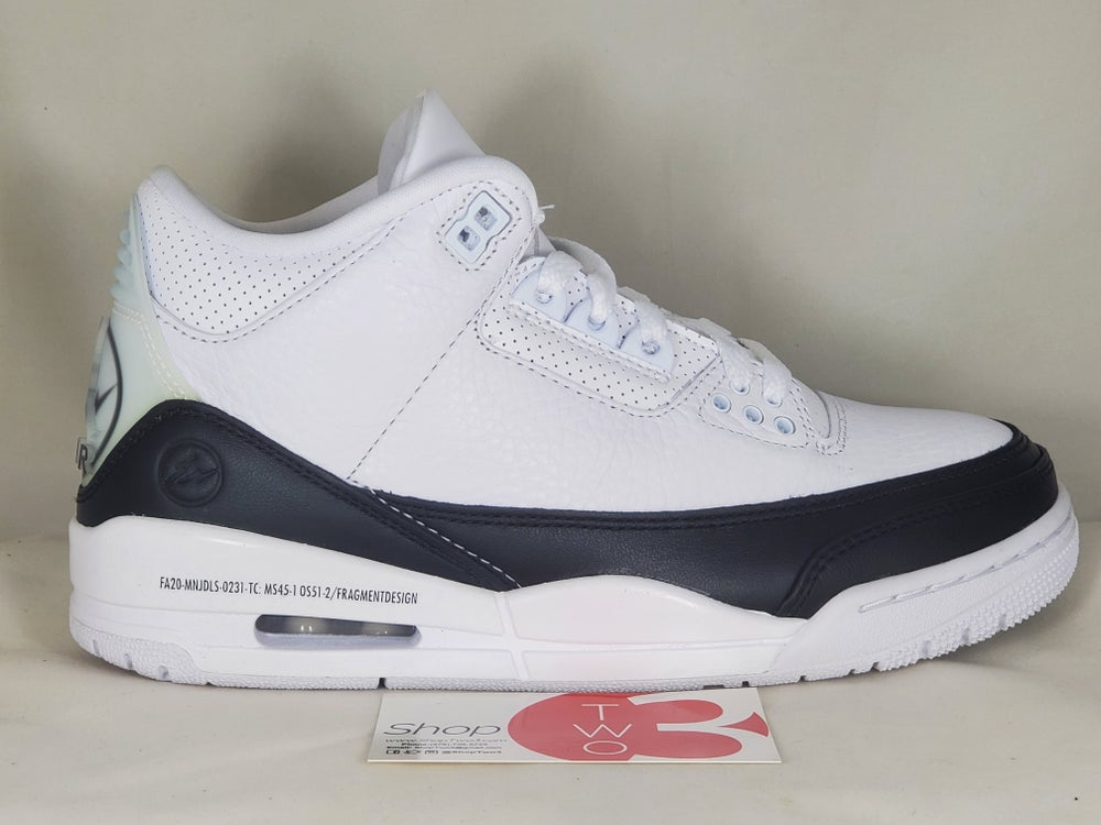 Image of Air Jordan 3 SP Fragment