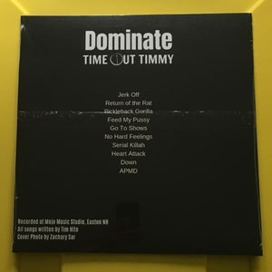 Image of Time Out Timmy - Dominate LP