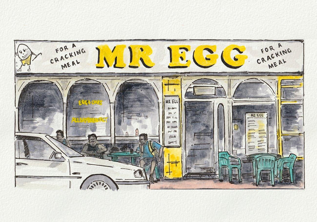 Image of Mr Egg