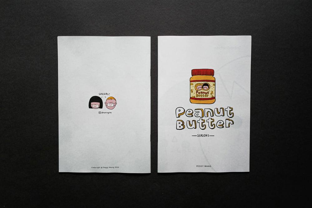 Image of Peanut Butter Comic Season 1