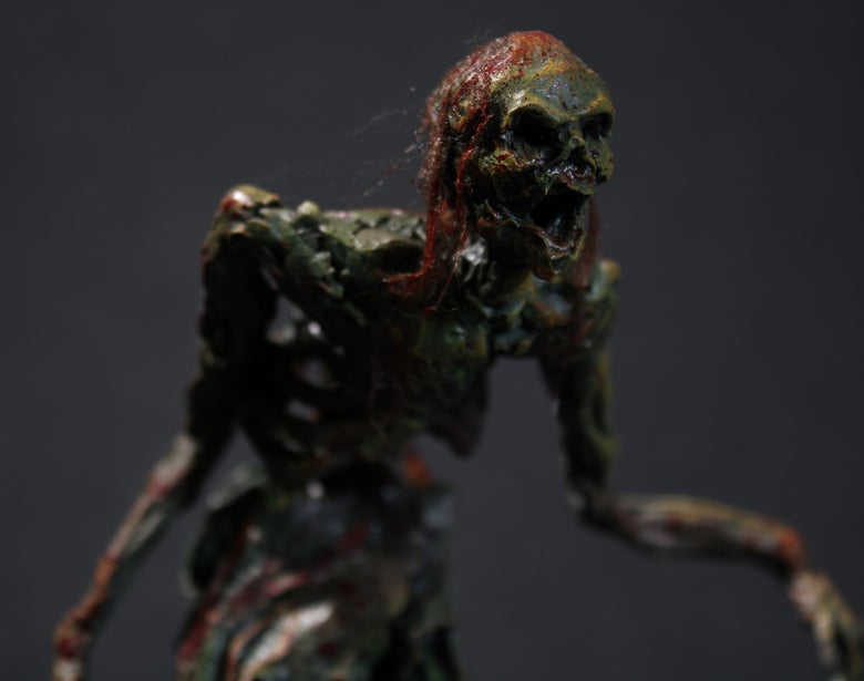 Image of Undead #1