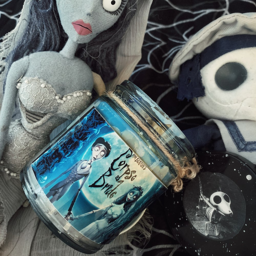 Image of Corpse Bride Candle