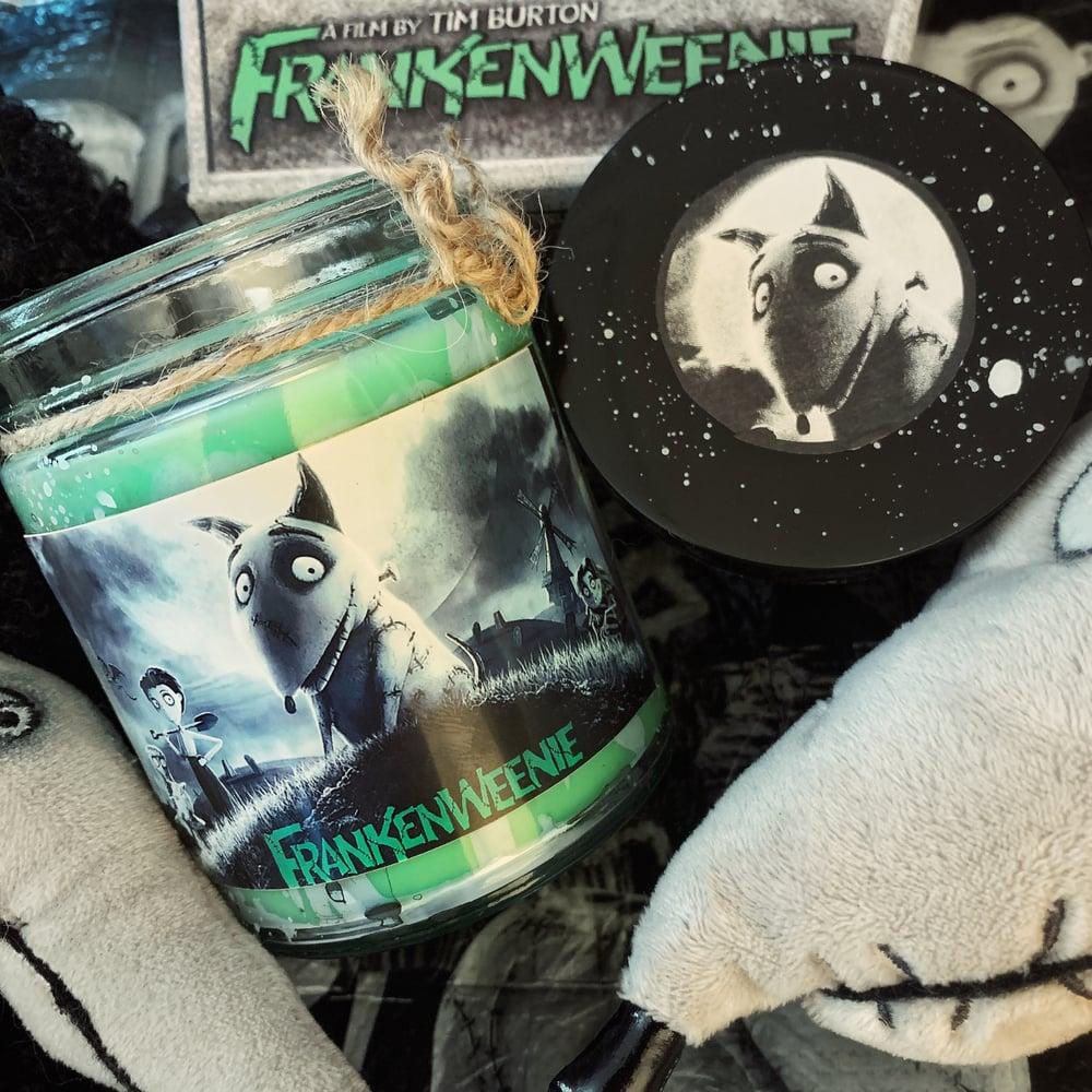 Image of Frankenweenie Candle