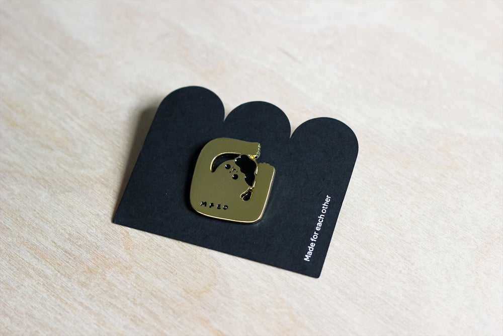Image of MFEO Only You Pin badge