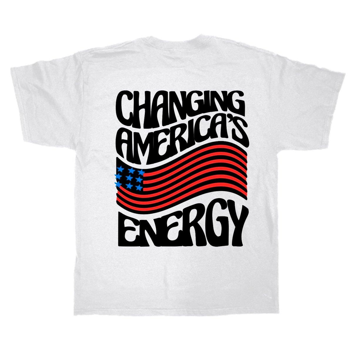 CHANGE AMERICA's ENERGY