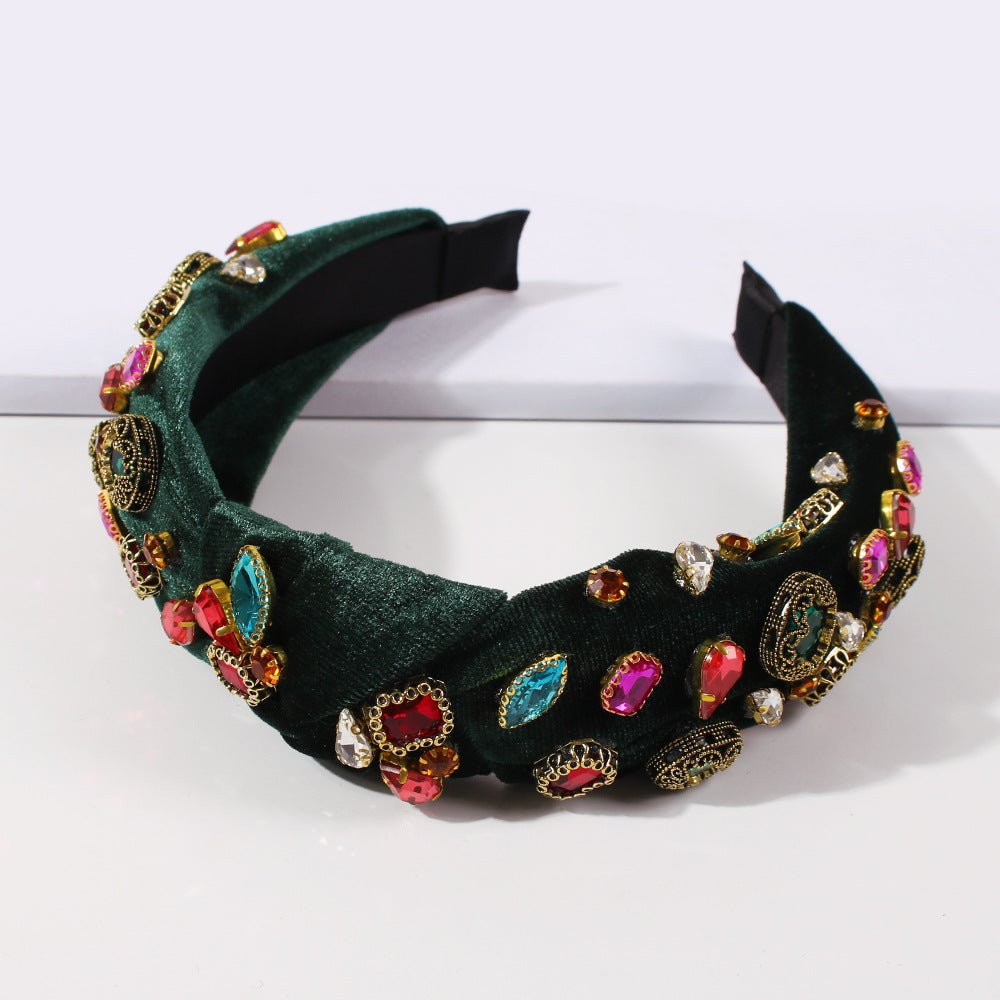 Image of Velvet Junk Headband