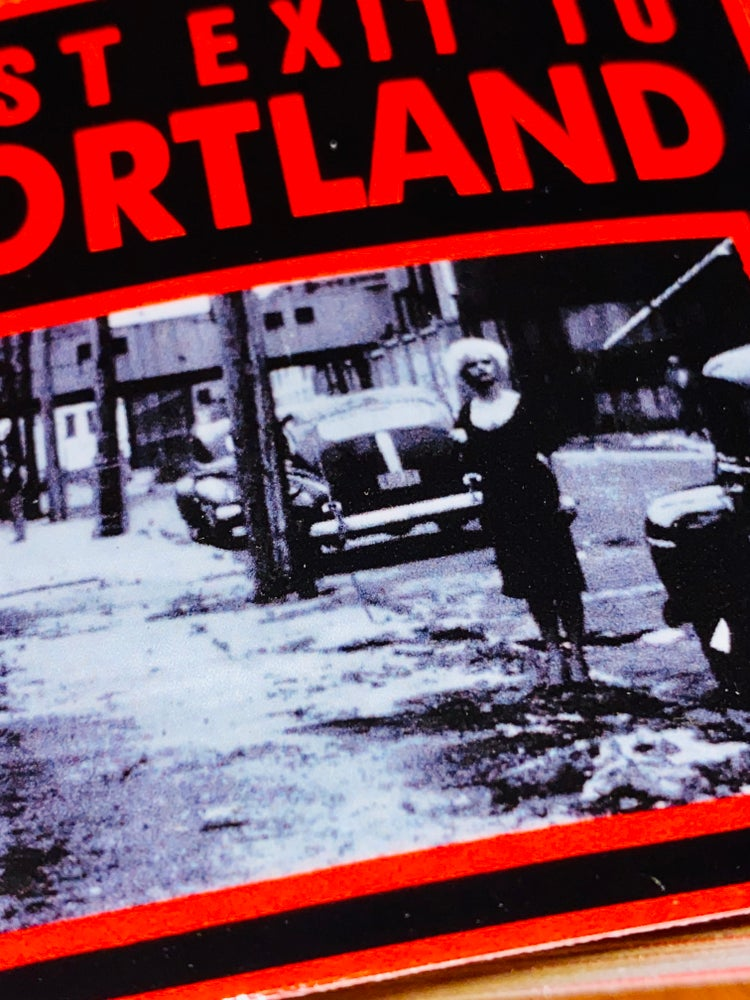 Image of LAST EXIT TO PORTLAND
