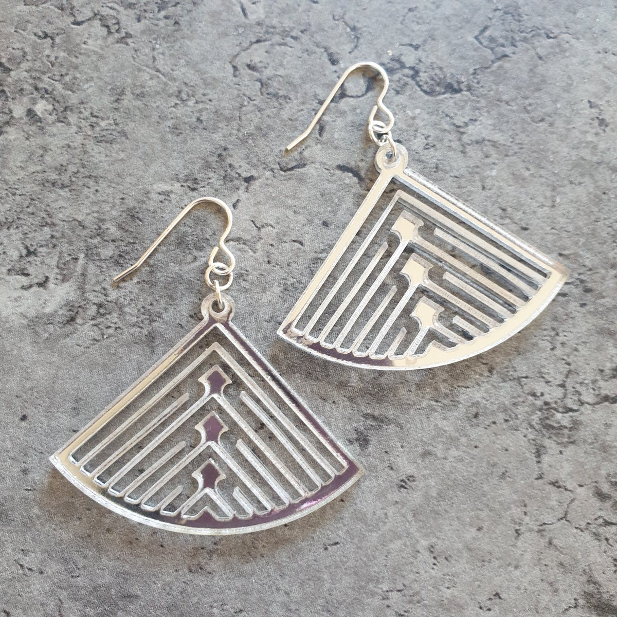Image of Fantail in Silver