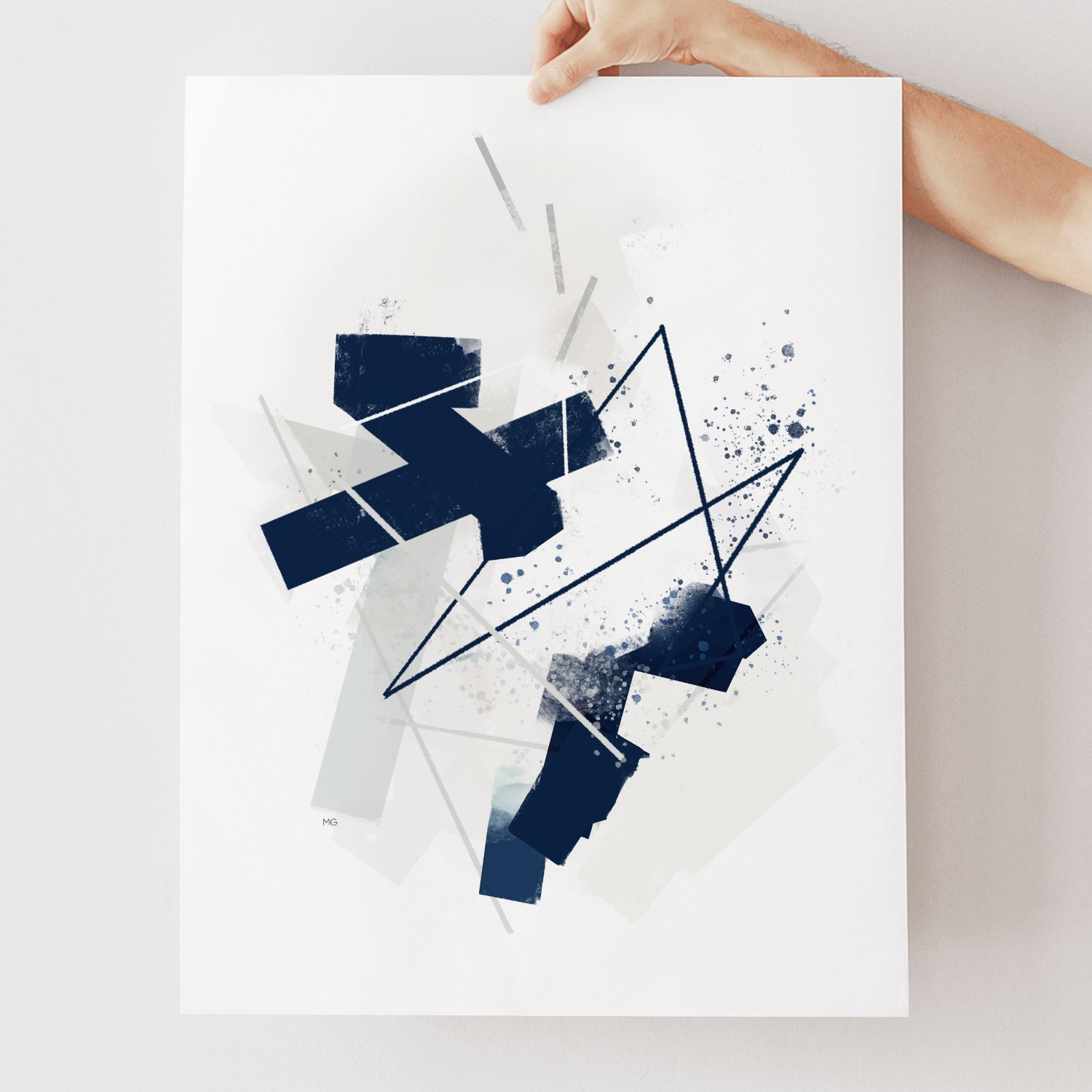 Image of Reckless Abandon Art Print