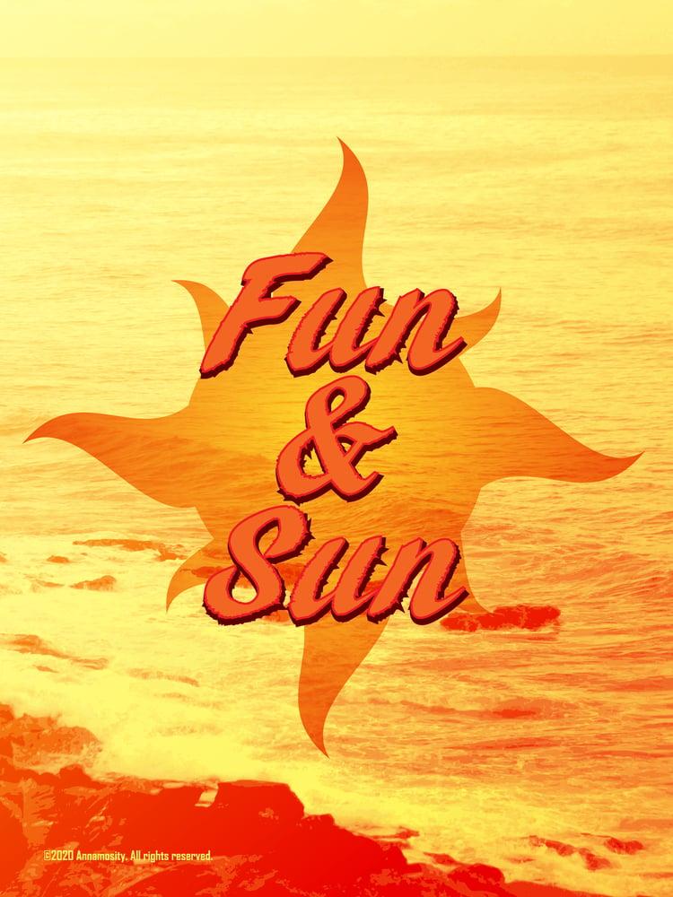 Image of Fun & Sun - Soap Bar