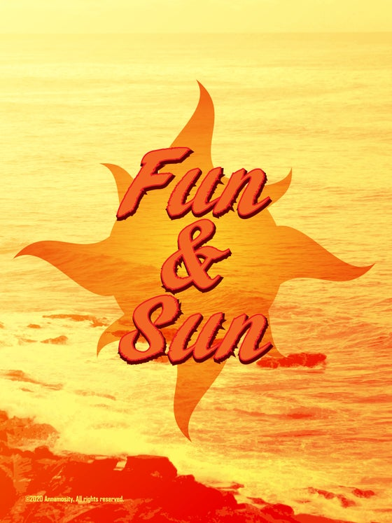 Image of Fun & Sun - Soap Bar