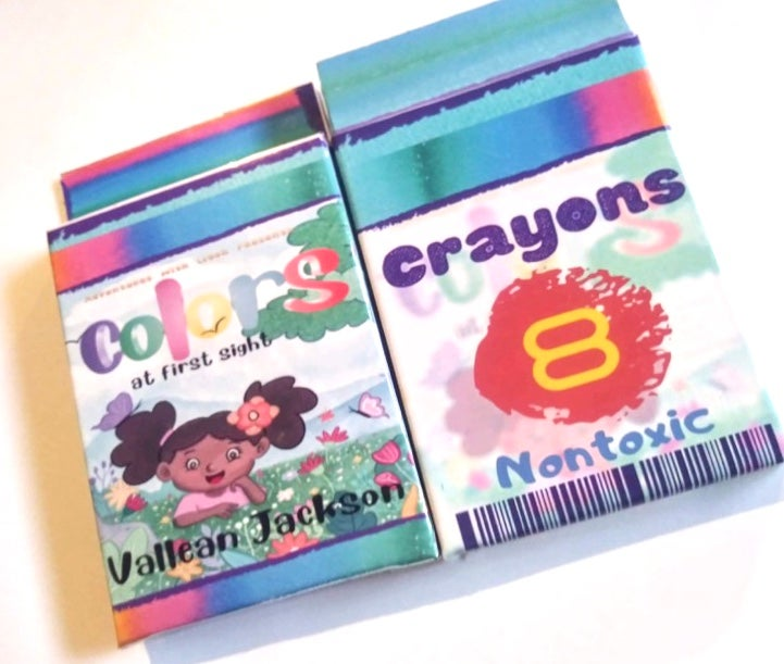 Image of AWL-Colors At First Sight Crayons