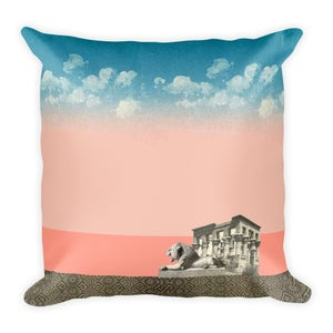Image of Plate No.30 Throw Pillow