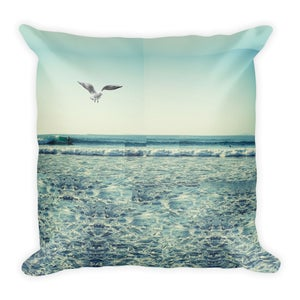 Image of Plate No.57 Throw Pillow
