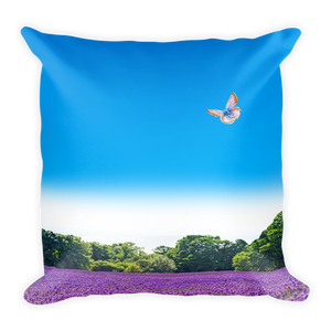 Image of Plate No.95 Throw Pillow