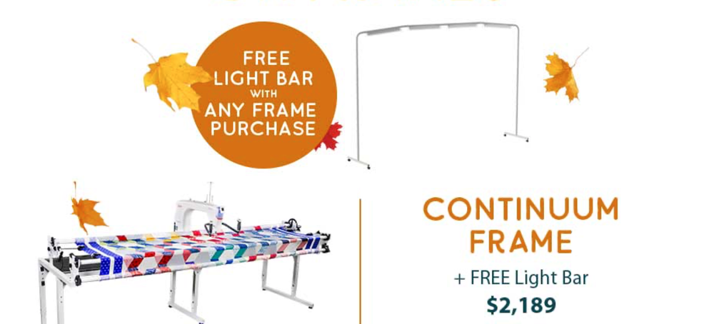 Image of Grace Continuum Frame October Special