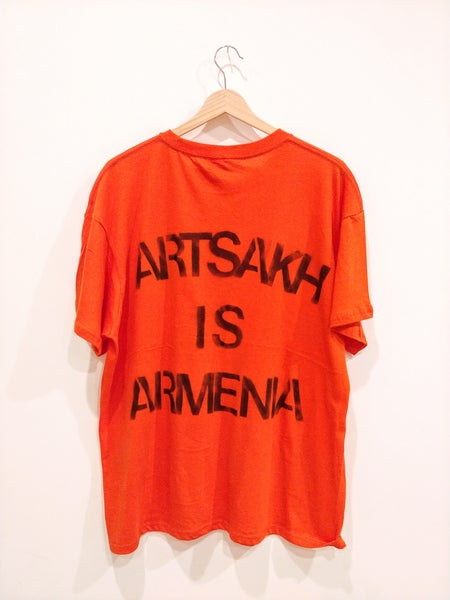 Image of Artsakh is Armenia shirt *Limited Time*
