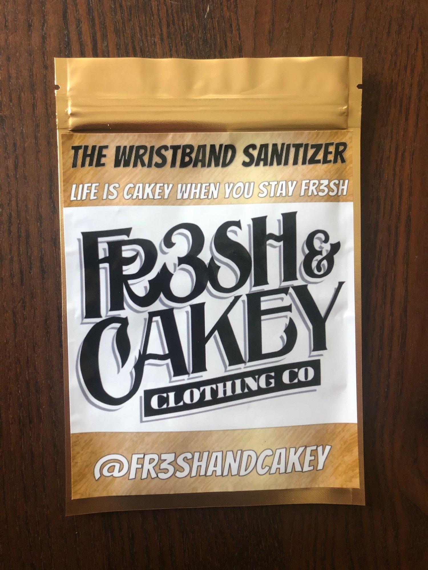 Image of The Wristband Sanitizer