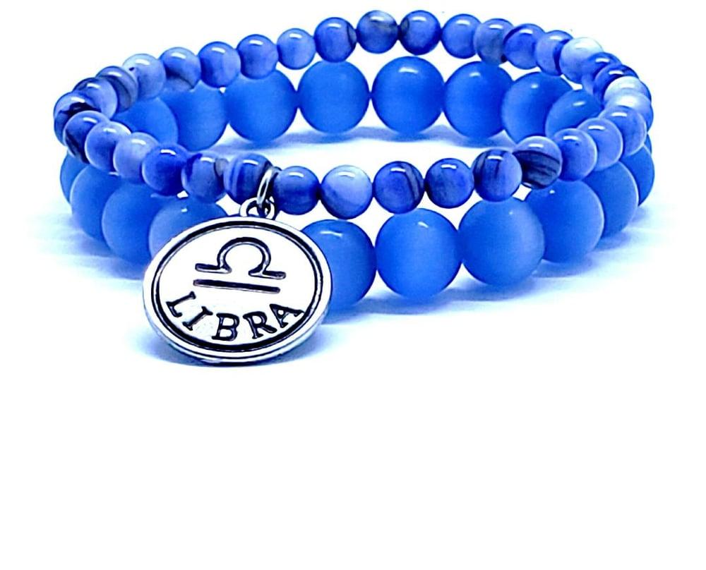 Image of Ocean Blue (Libra)