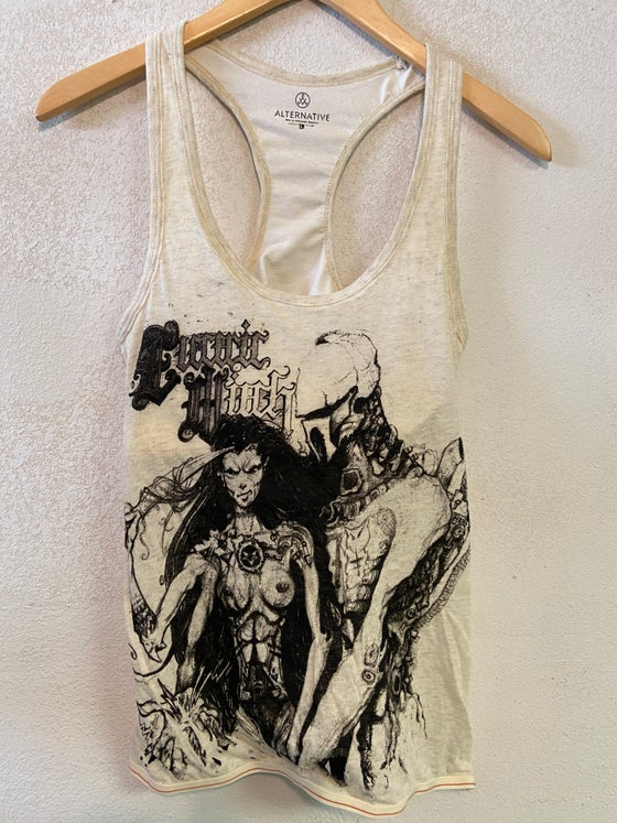 Image of Electric Witch Tank Top