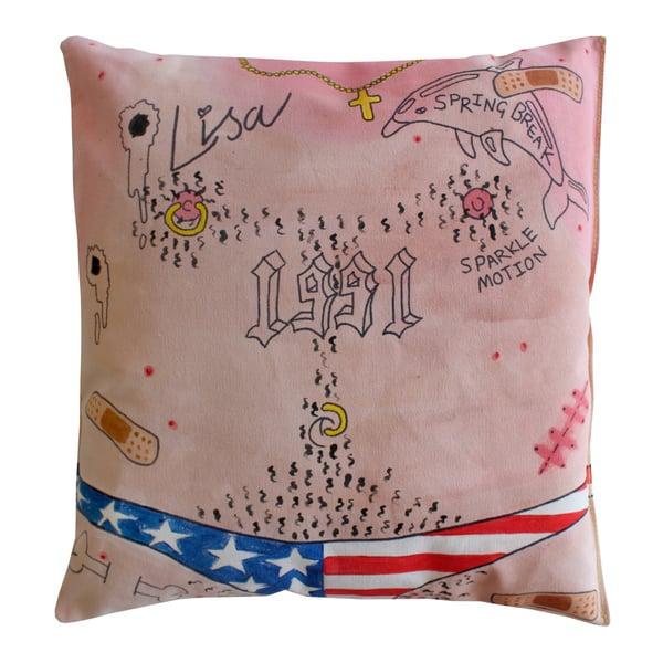Image of Skin Cushion 2