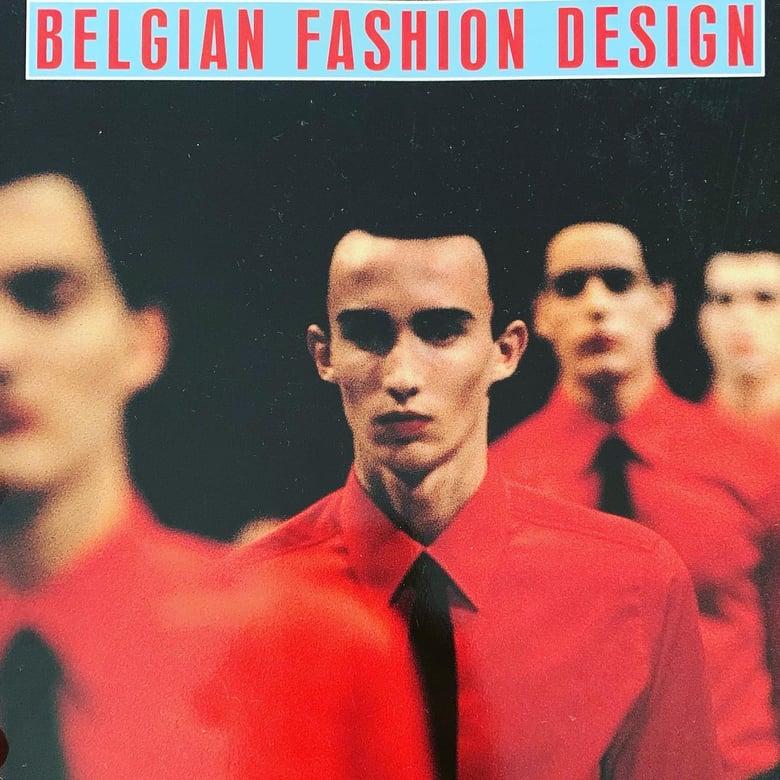 Image of (Luc Derycke) (Belgian Fashion Design)