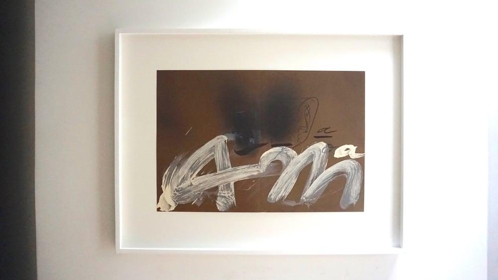 Image of antoni tapies / 22/003