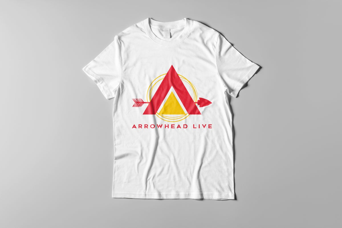 Image of Arrowhead Live T-Shirt