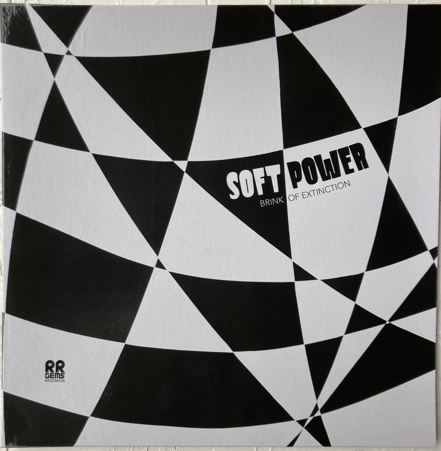 Image of SOFT POWER - BRINK OF EXTINCTION - RRGEMS08; Edition#2