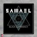 Samael Black Supremacy printed patch