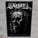 Samael Ceremony of Opposites printed backpatch