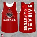 """Samael """"Hegemony"""" Tank Top Shirt"""
