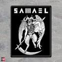 Samael Goat III printed patch