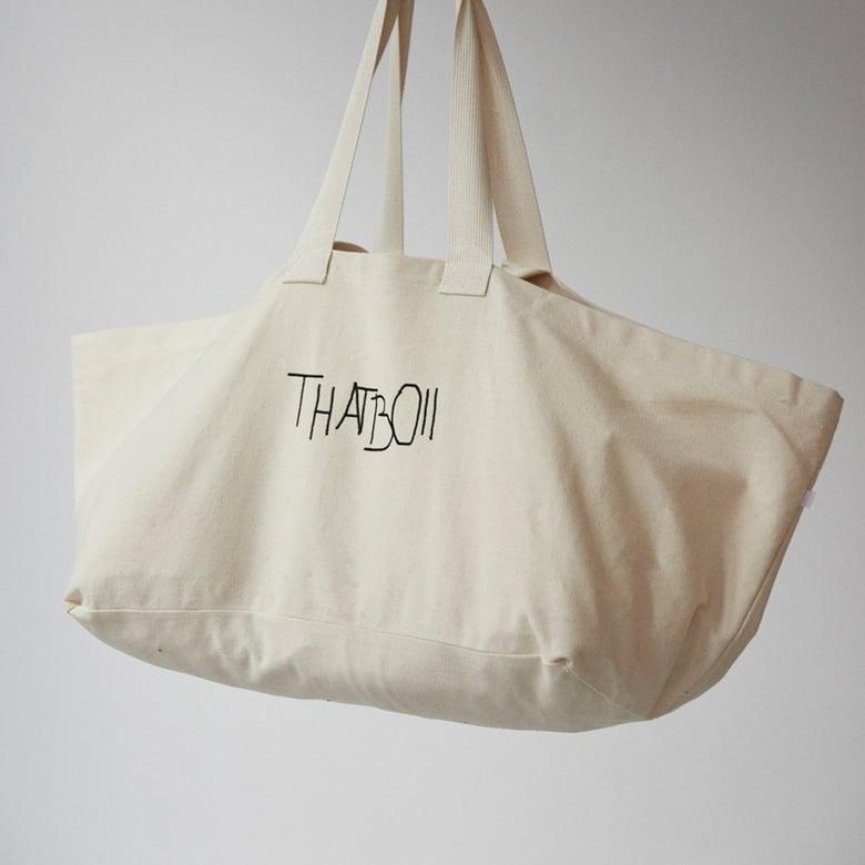 Image of THATBOII - safari tour xxl bag