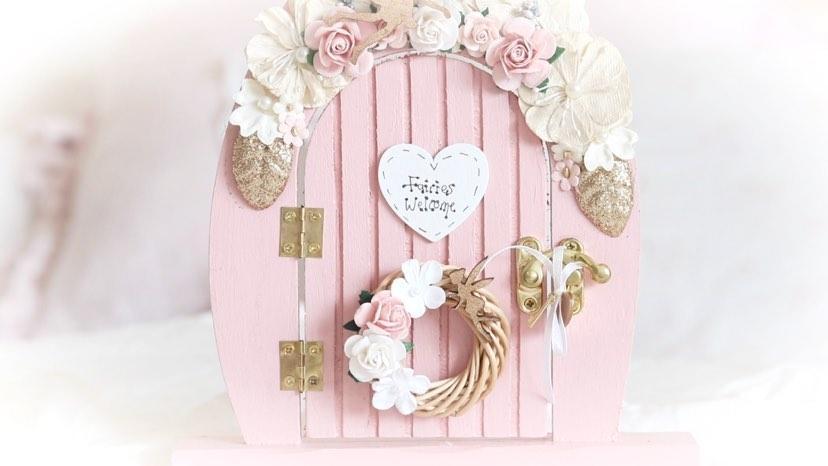 Image of Decorative Arch Shape Fairy door