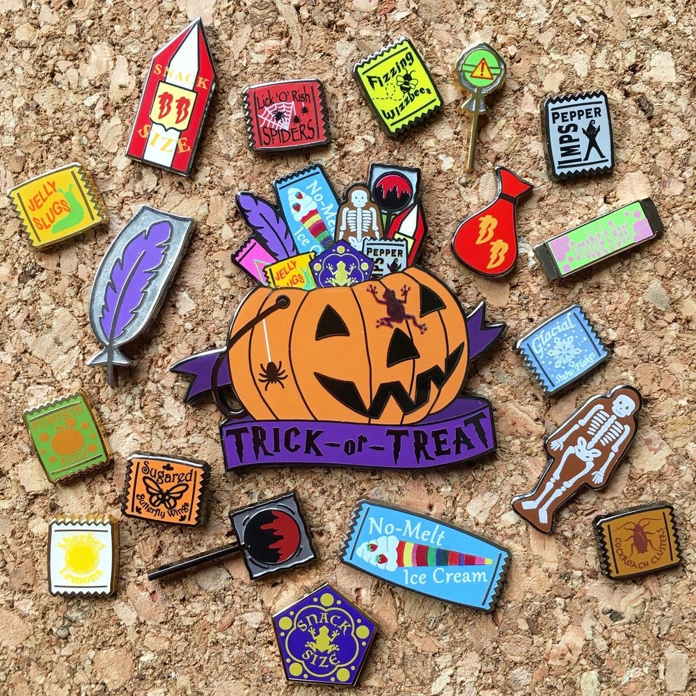 Image of Trick-or-Treat Collection