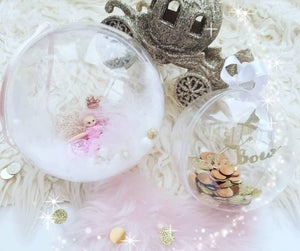 Image of Decorative Fairy Baubles