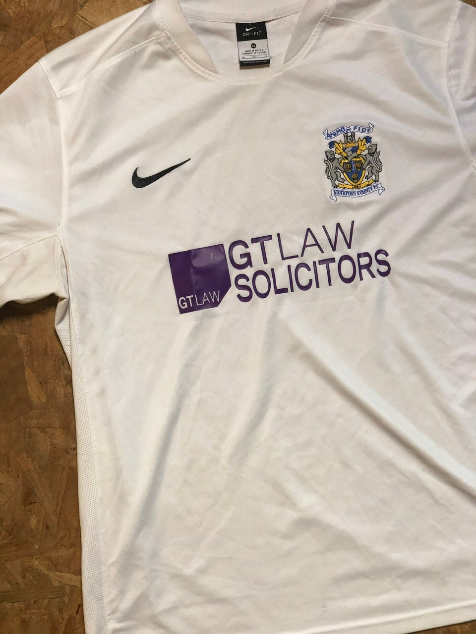 Image of Replica 2012/13 Nike Away Shirt