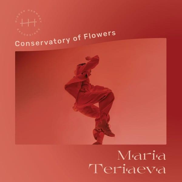 Image of MARIA TERIAEVA - CONSERVATORY OF FLOWERS - HH02
