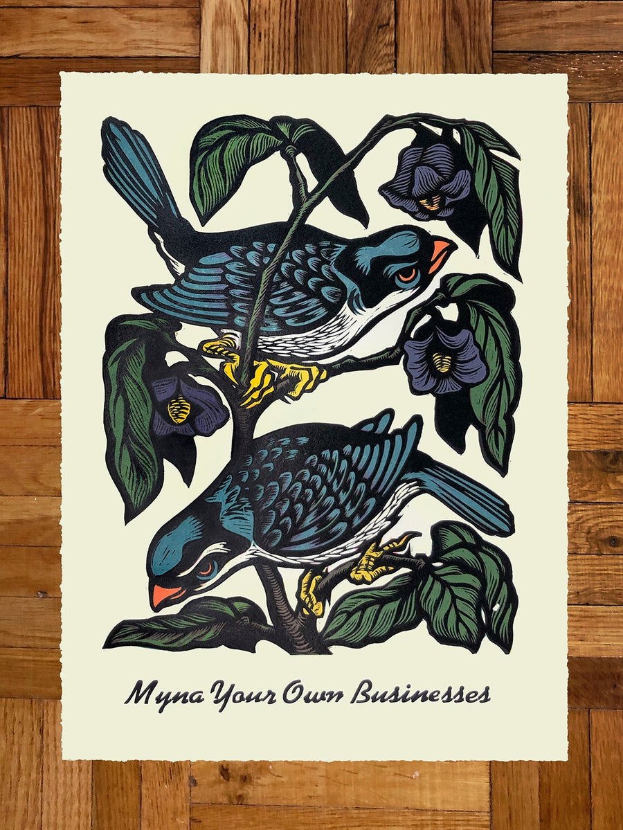 Image of Myna Your Own Businesses