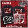Combo 4 - Bandana + Wasteland shirt + Hoodie + Autographed CD *SAVINGS OF $32