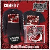 Combo 7 - Face Mask + Wasteland shirt + Hoodie + Autographed CD *SAVINGS OF $33