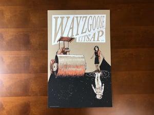 Image of Wayzgoose 2020 poster