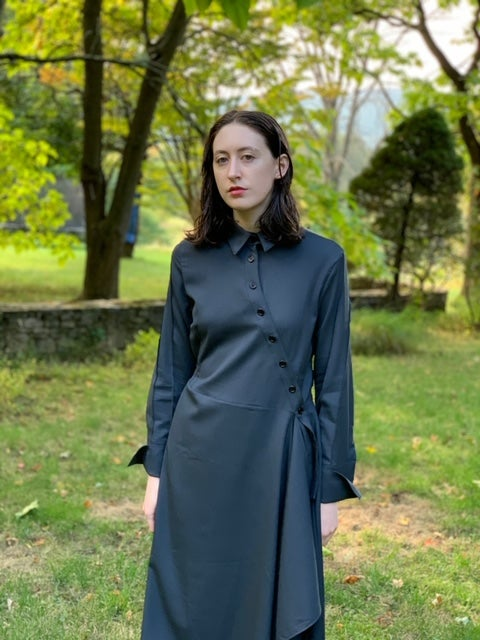 Image of Ken Okada Fall/Winter Shirt and Shirt Dress