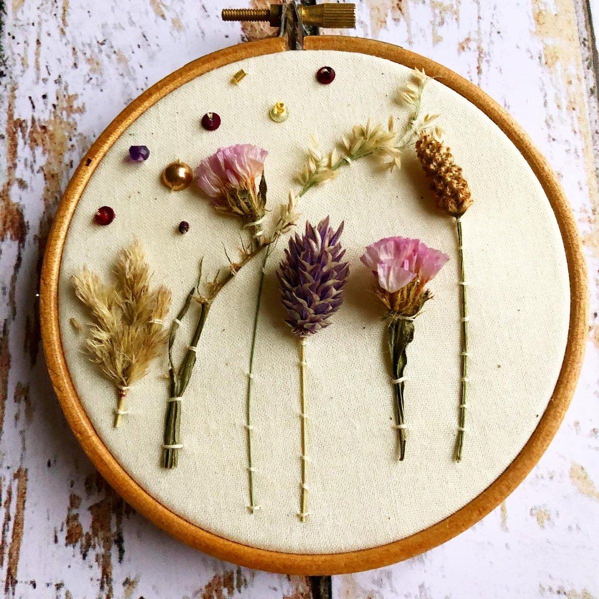 Image of Fleurs séchées