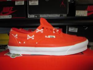 "Image of Vans OG Era LX x WTAPS ""Orange/Bones"""